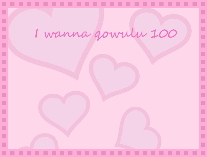 I Wanna Qowulu 100 Delicious Fruit